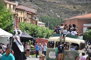 San Pedro Manrique: XX Mercado tradicional - fotos