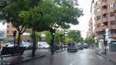 El paseo de Isabel la Católica, en Valladolid, la zona más exclusiva
