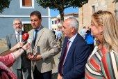 Ibáñez destaca implicación de la Junta con pequeños municipios