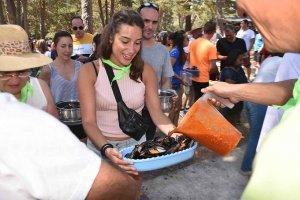 Cabrejas del Pinar: fiesta del Mejillón - fotos