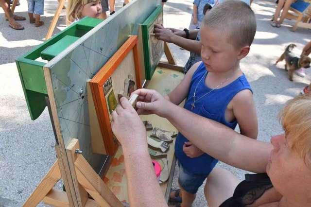Soria: juegos de siempre, en la Dehesa  - fotos