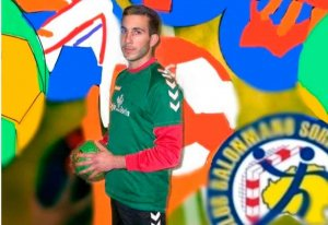 El C.B. Soria renueva al extremo Daniel Vallejo