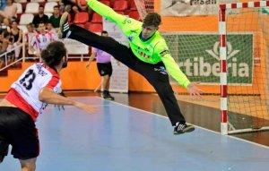 Soria acoge campus de Asociación de Jugadores de balonmano