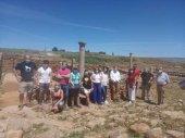 El SAMUR conoce las ruinas de Numancia