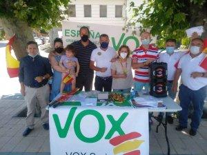 Vox escucha a los vecinos de Ólvega