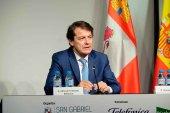Mañueco reclama que fondos europeos sirvan para reto demográfico