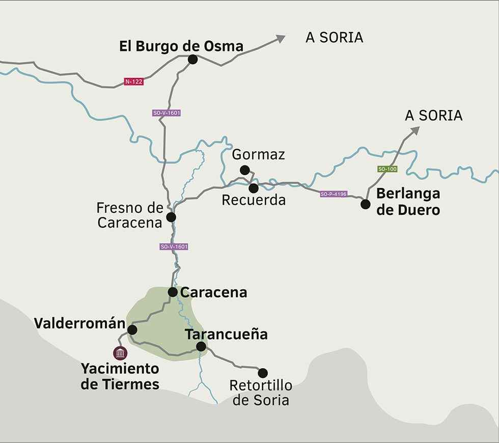 El Sur también existe, en Soria