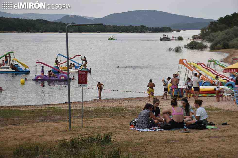 Treinta y siete positivos durante el fin de semana en Soria