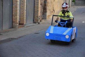 Recuerdos: carrera de autos locos en Gómara - fotos
